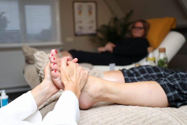 duo voetreflex behandeling